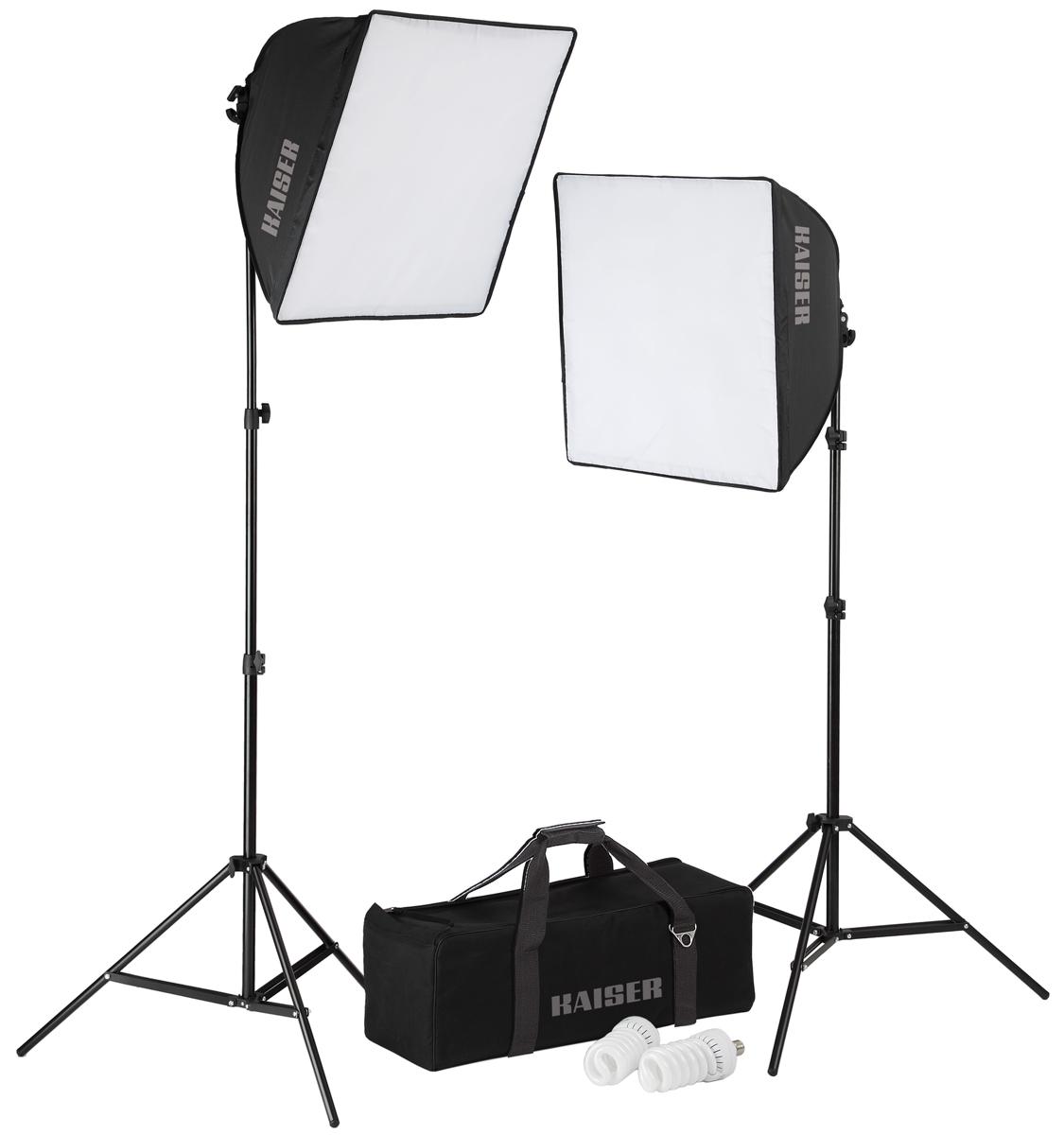 Kaiser E70 Studiolight Kit Studio Beleuchtungssystem