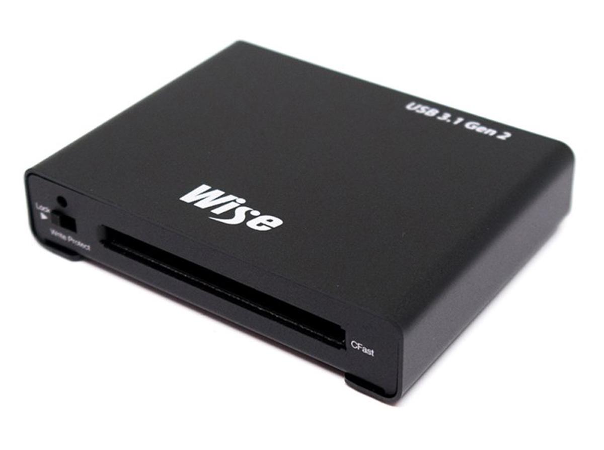 Kartenleser USB 3.1 für CFast 2.0 Karten