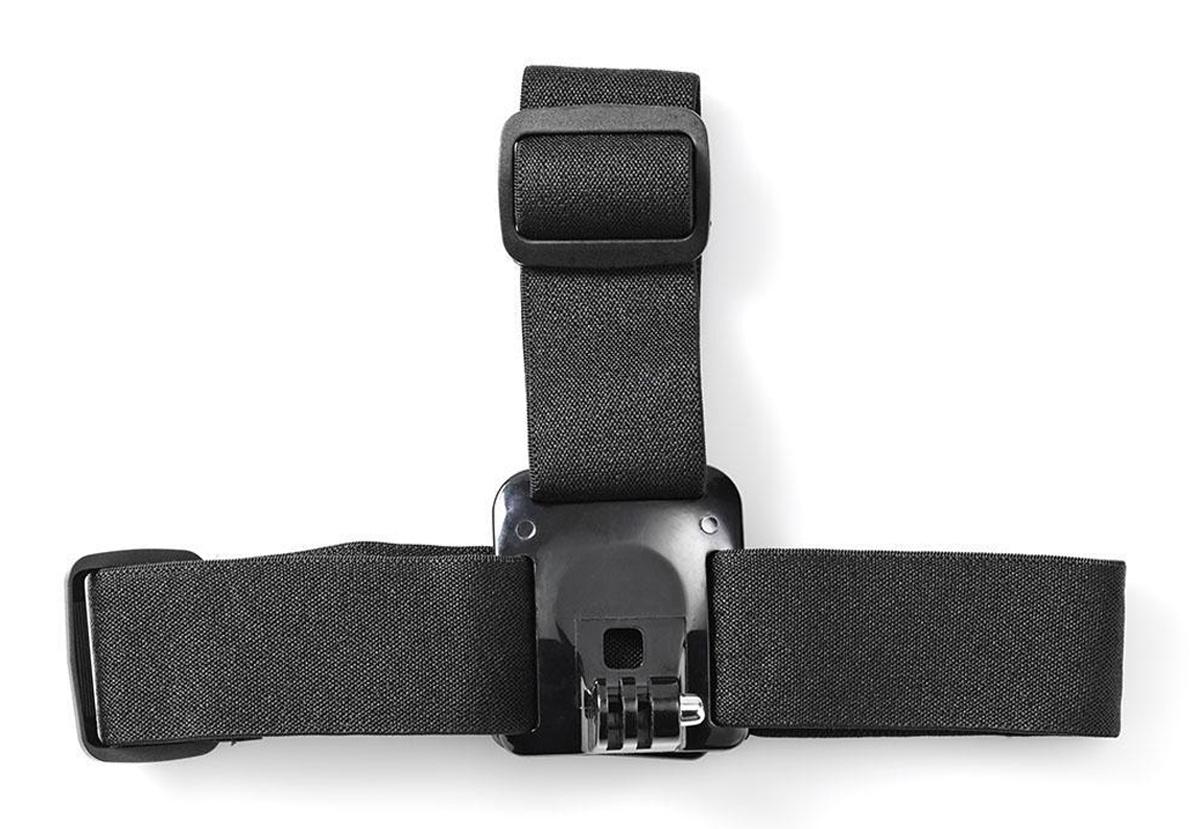 Nedis Halterungs-Set Kopfband für Action Cam