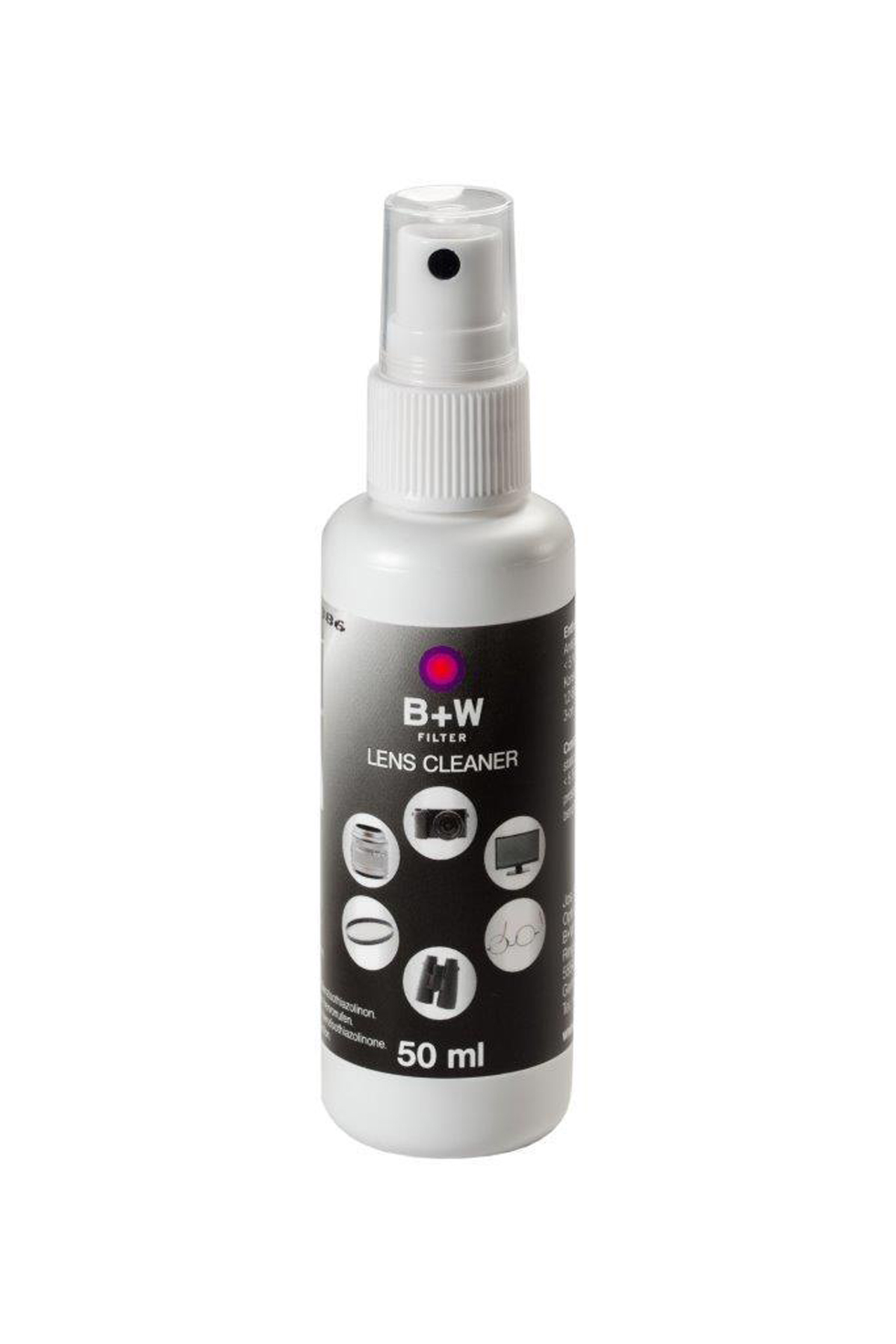 B+w Lens Cleaner Pumpspray 50 ml