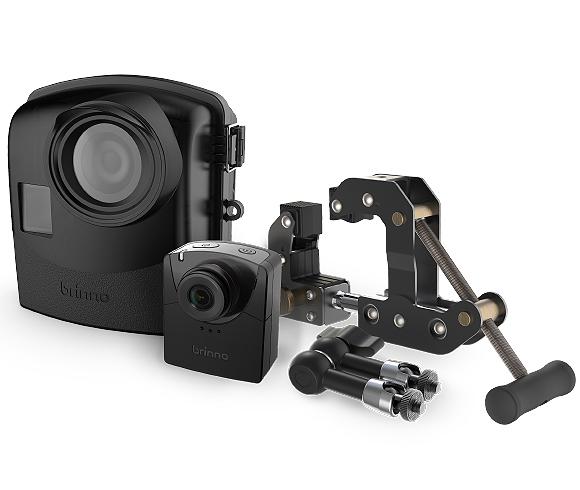 Brinno BCC2000 Full HD HDR Konstruktions-Zeitraffer-Kamera