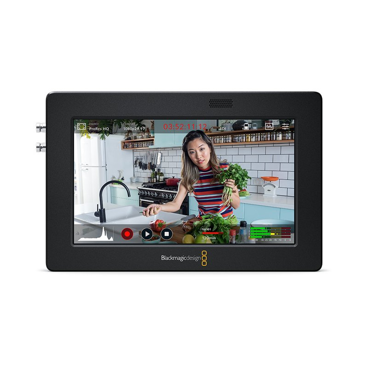 Blackmagic Video Assist 7 3G 17,8cm (7