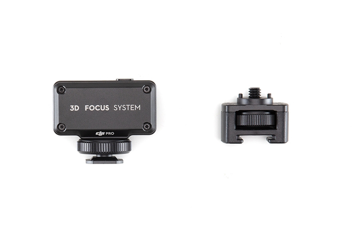 Dji RS/RSC 2 3D-Fokussystem