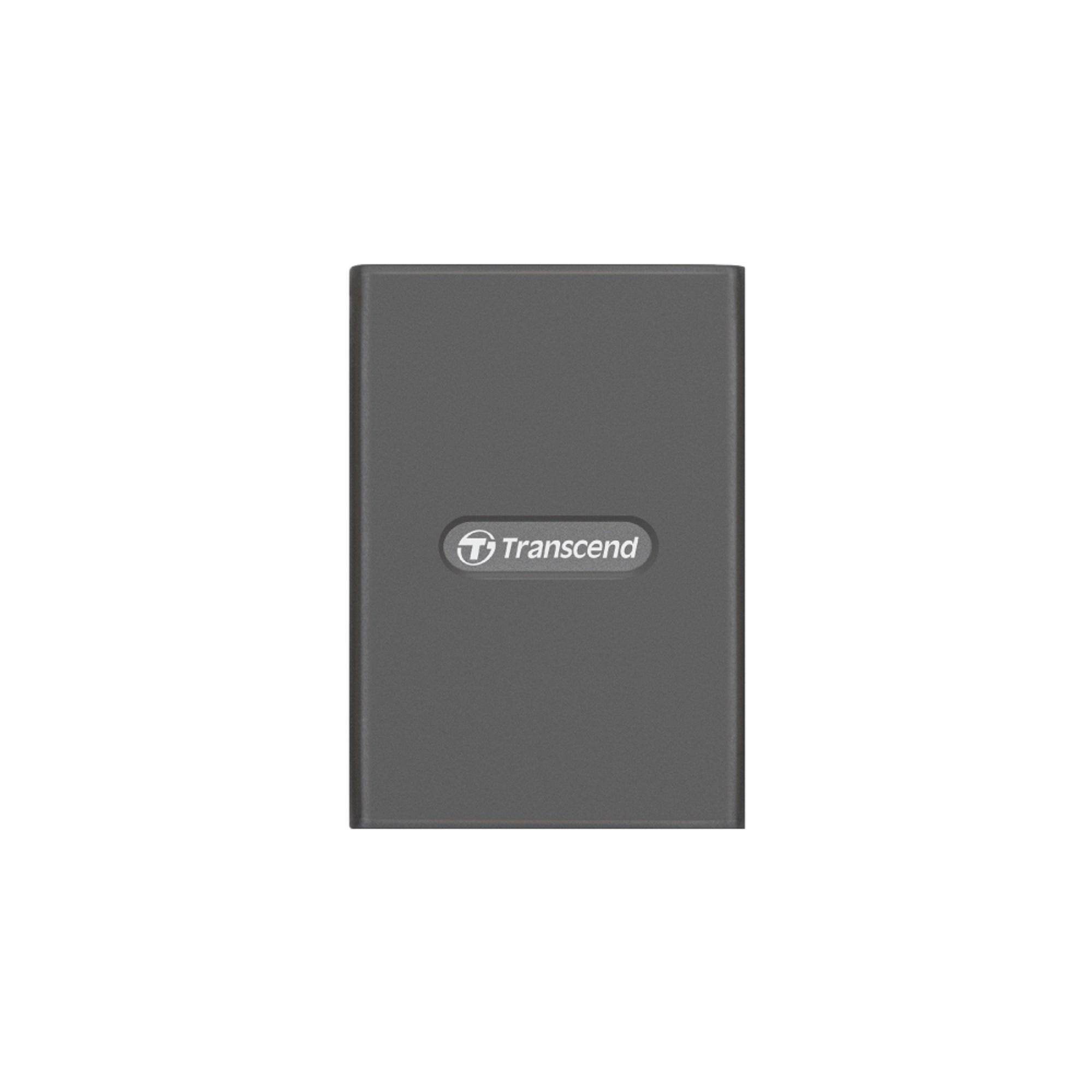 Transcend RDE2 Lesegerät CFexpress Typ-B, USB 3.2, Gen 2x2