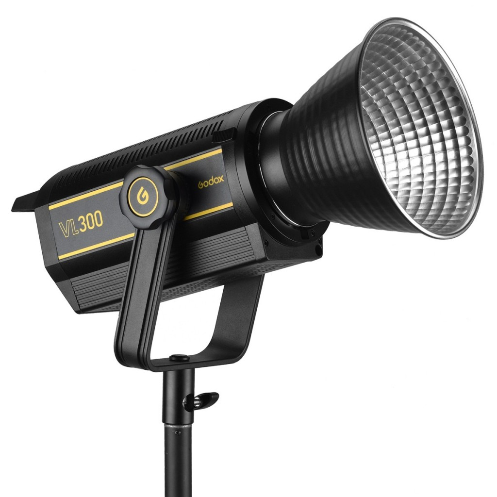 Godox VL300 professionelle LED Leuchte Serie UL