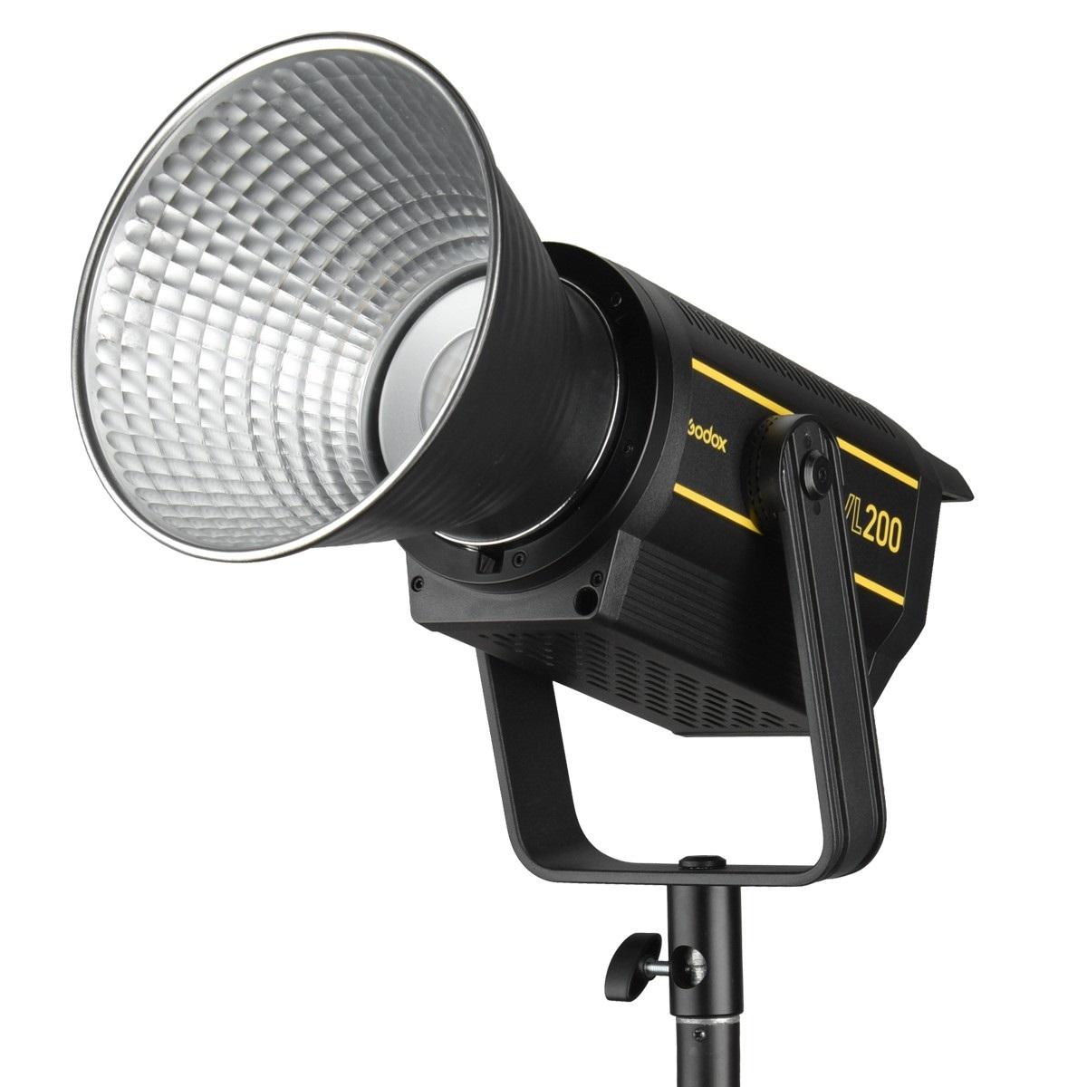 Godox VL200 professionelle LED Leuchte Serie VL