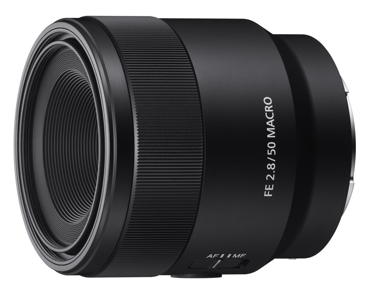 Sony SEL FE 2,8/50 mm Makro Objektiv