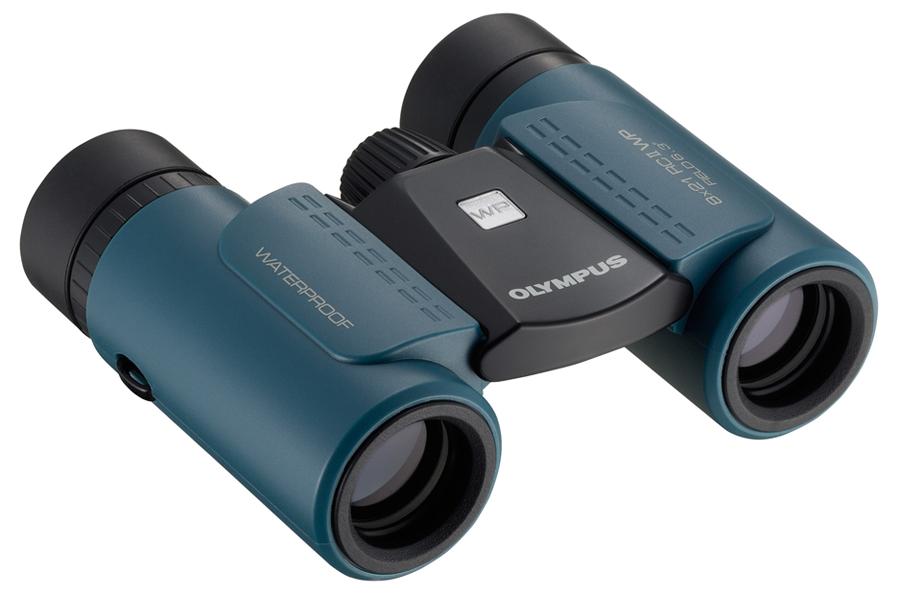 Olympus Ultra Kompakt 8x21 RC II WP blau Fernglas